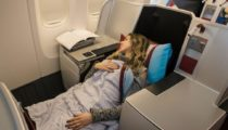 Uçakta mükemmel uykunun sırları