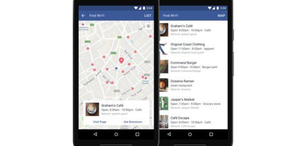 Facebook, kablosuz bağlantı bulma özelliğini tüm dünyada yayına aldı