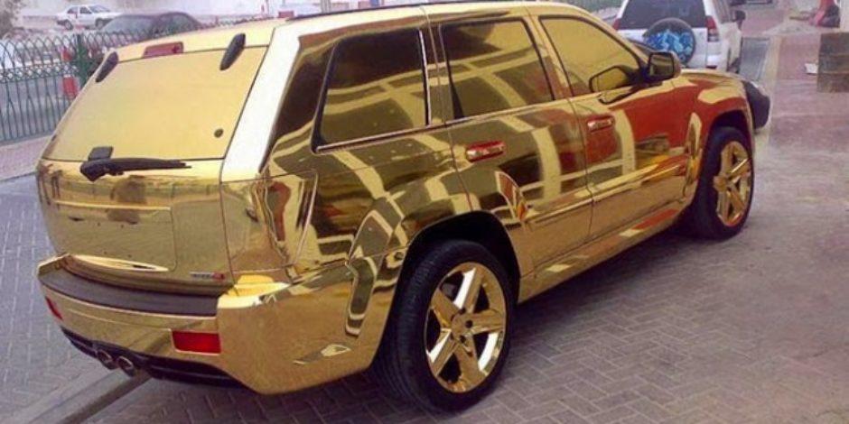 Sadece Dubai'de karşılaşacağınız sıradan zenginlikler