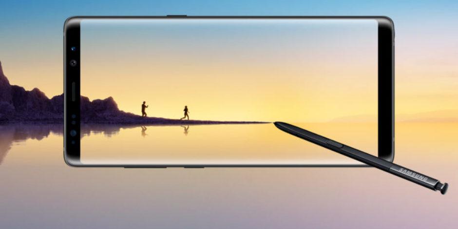Samsung, Galaxy Note 8'i tanıttı