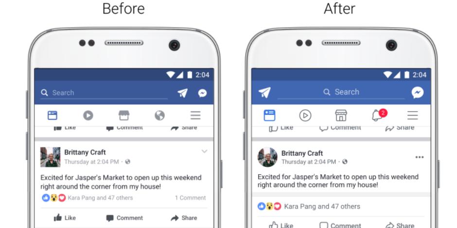 Facebook ve Instagram yeni bir tasarıma kavuşuyor