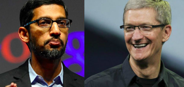 Google, iPhone'un arama motoru olmaya devam etmek için Apple'a 3 milyar dolar vermiş olabilir