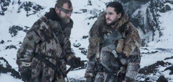 Game of Thrones'un 7. sezonunda çıplaklık diğer sezonlara göre azalma gösterdi