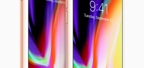 Apple iPhone 8 ve iPhone 8 Plus'ı tanıttı
