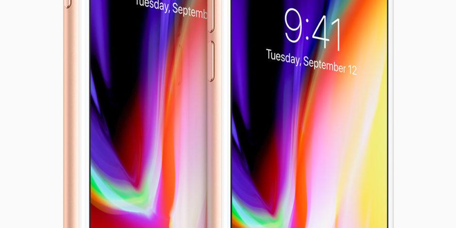 Apple iPhone 8 ve iPhone 8 Plus'ı tanıttı