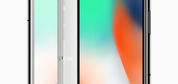 Apple iPhone X'i tanıttı