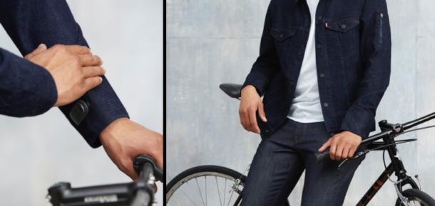 Google ve Levi's geleceğin giyilebilir teknolojisini ürettiler