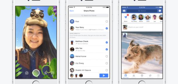 Facebook, Stories özelliğini gerçekten kullanmamızı istiyor