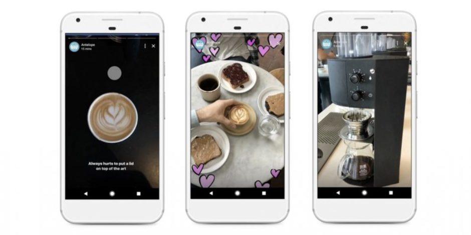 Facebook, Stories özelliğini tüm Sayfalar'ın kullanımına açıyor