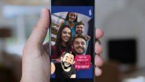 Snapchat'ten İş Bankası sponsorluğunda Cem Yılmaz'lı filtre