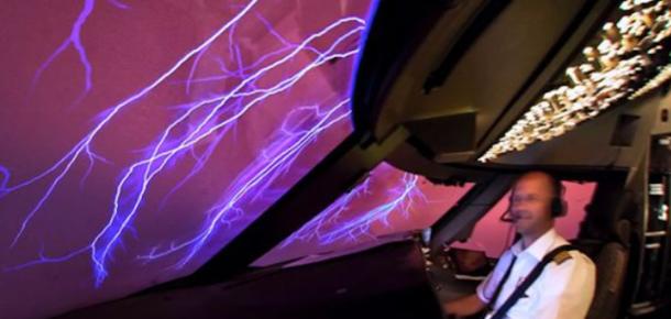 11000 metre yükseklikte hayatın nasıl olduğunu gösteren bir pilotun eşsiz Instagram hesabı